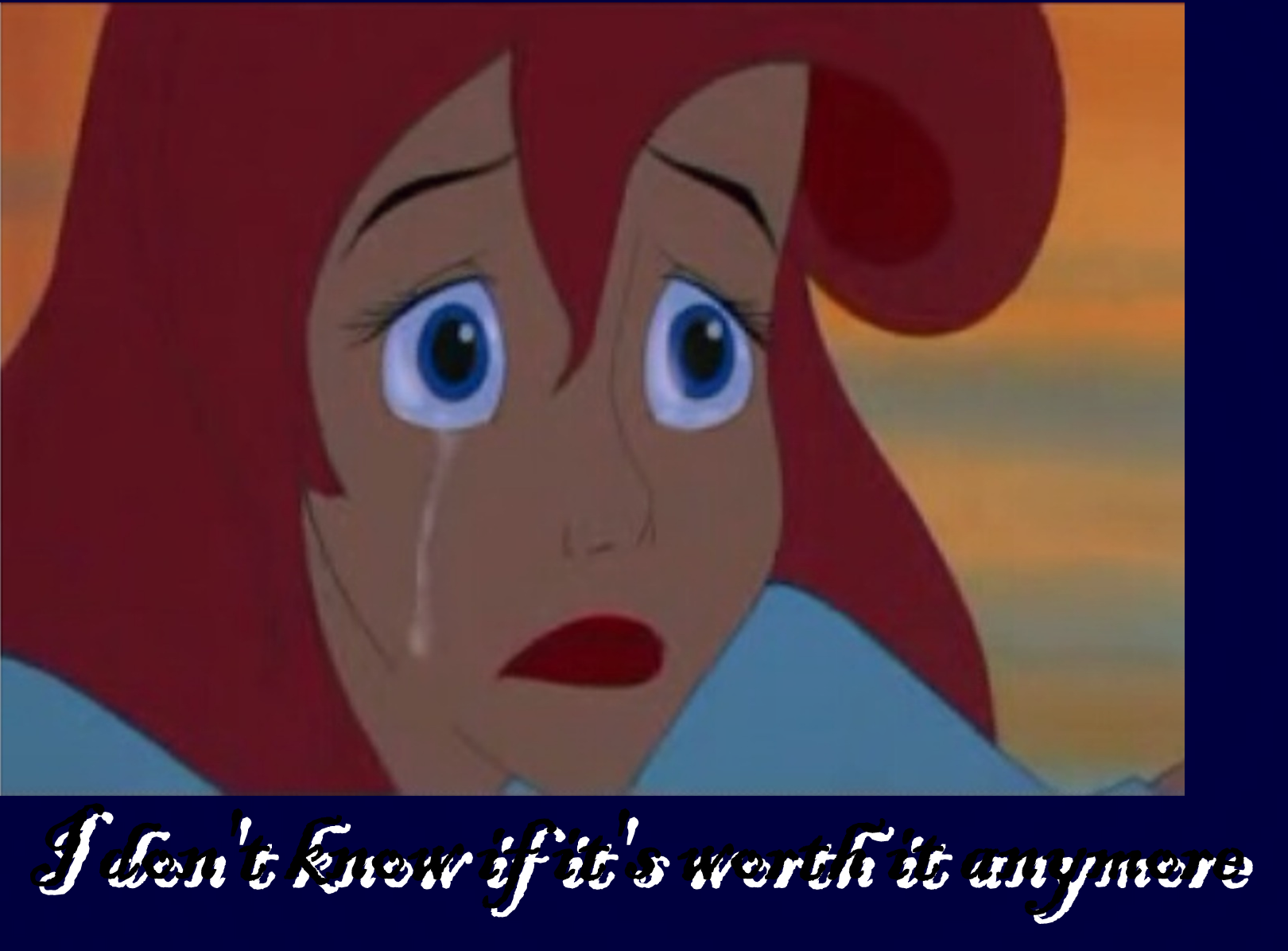 little mermaid psychological disorders 10 beloved disney characters who had serious mental health issues 68 16 1 ariel - the little mermaid disorders: kleptomania body dysmorphic disorder snow white might shack up with seven.