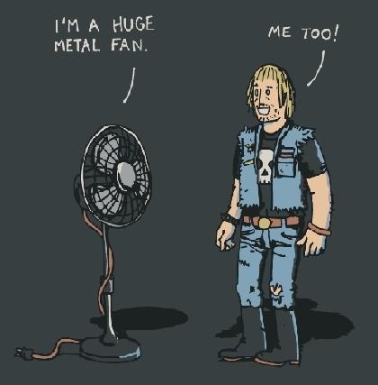 Metal Fan
