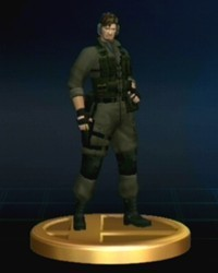 Metal Gear Series Trophies
