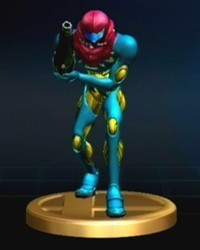 Metroid Series Trophies