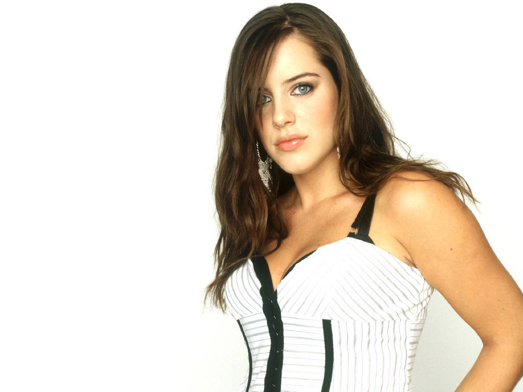 Michelle Ryan Bionic Woman