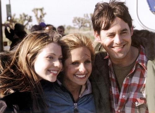 Michelle,Sarah & Nicholas