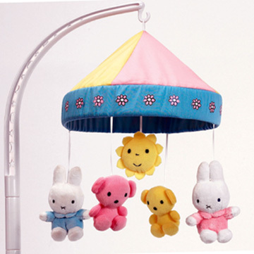 Miffy Musical Mobile