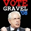 U.S. Democratic Party litrato titled Mike Gravel