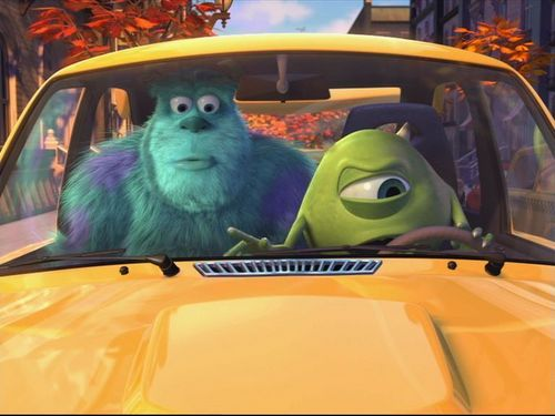 Pixar Short Mike S New Car