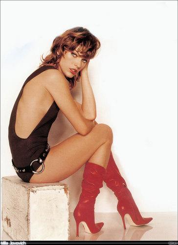 밀라 요보비치 바탕화면 entitled Milla Jovovich