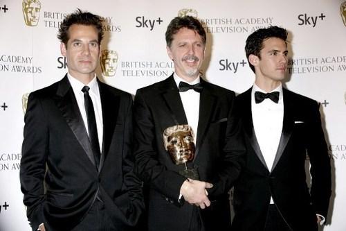 Milo at the Bafta Awards