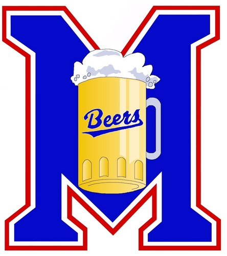Milwaukee Beers Logo - baseketball Photo