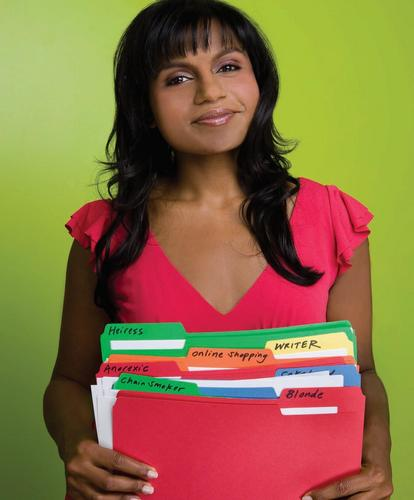 Mindy Kaling - the-office Photo