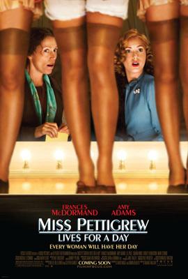 Miss Pettigrew Poster