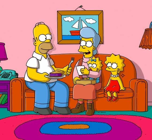 Muerte De La Madre De Homero       Taringa