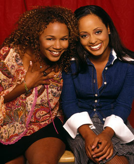 Mona and Dee Dee
