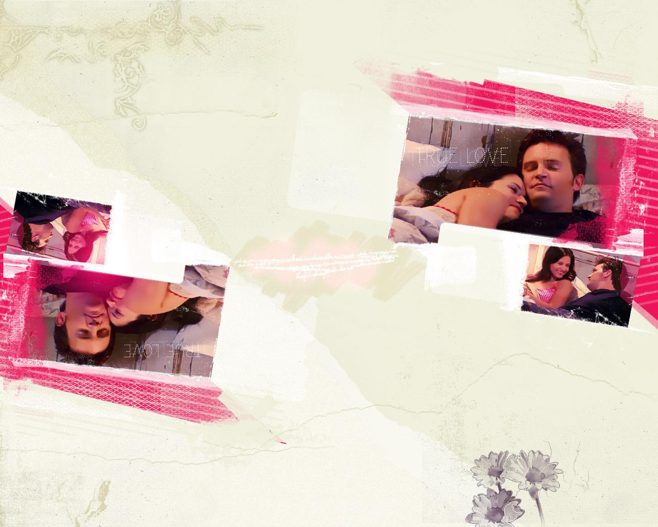 Monica & Chandler (Friends)