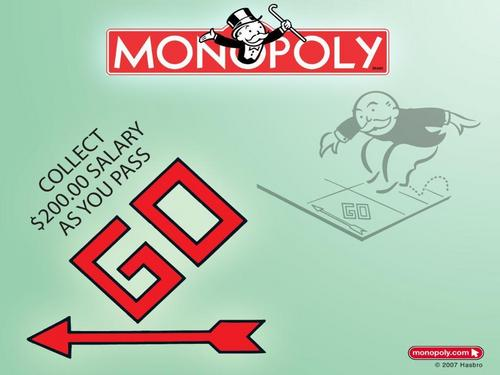 Monopoly Wallpaper - board-games Wallpaper