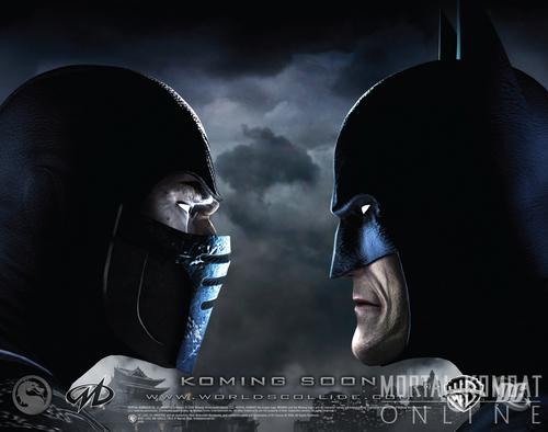 Mortal Combat vs DC