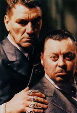 Mr Coup and Mr Vandamar