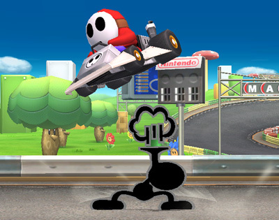 Mr. Game & Watch