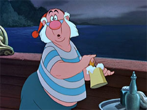 Mr. Smee - Peter Pan