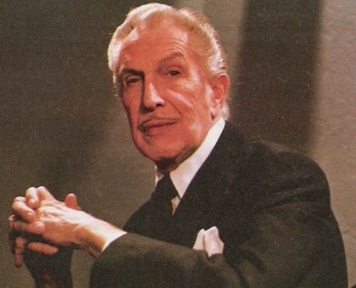 Mr Vincent Price