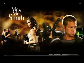 Mr and Mrs Smith - mr-and-mrs-smith Photo