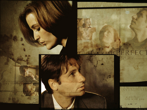 Mulder & Scully (X-Files)