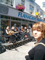 Music in Galway - ireland photo