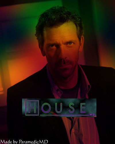 My made up House poster