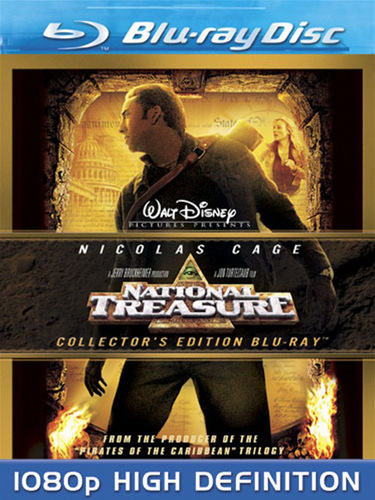 NATIONAL TREASURE: May 20th
