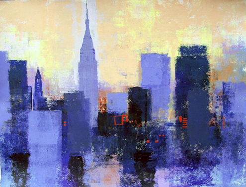 New York wallpaper titled NY Skyline