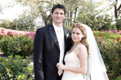 Naley Wedding Day!