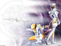 Naria and Eriya - the-vision-of-the-escaflowne wallpaper