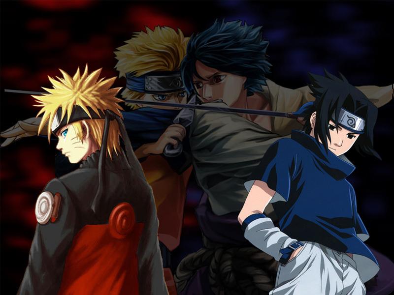 naruto shippuden vs sasuke. Naruto vs Sasuke - Uchiha