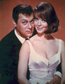Natalie and Tony Curtis