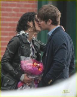 Nate and Vanessa