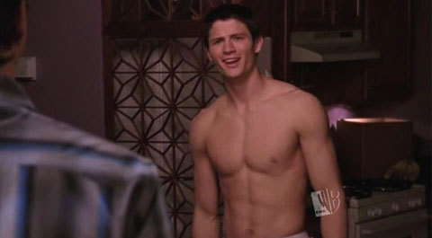Nathan Scott wallpaper possibly containing a naco, pedaço, hunk and skin entitled Nathan Scott