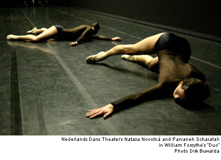 Ballet wallpaper called Nederlands Dans Theater