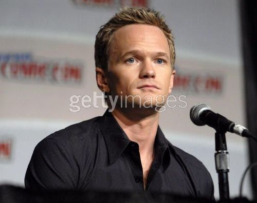 Neil at NYCC 2008