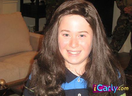 iCarly wolpeyper probably containing a portrait titled Nevel