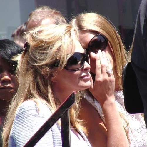 Nicky & Kathy Hilton candids
