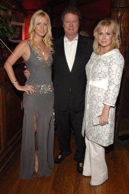 Nicky, Kathy, Rick Hilton