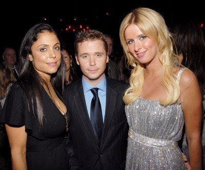 Nicky, Kevin, Bethenny Frankel