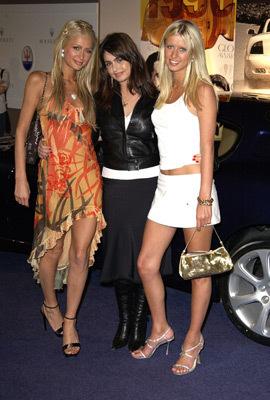 Nicky, Paris & Aimee Osbourne