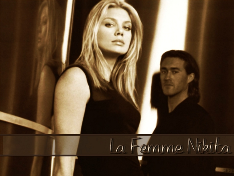 wallpaper femme. La Femme Nikita Wallpaper