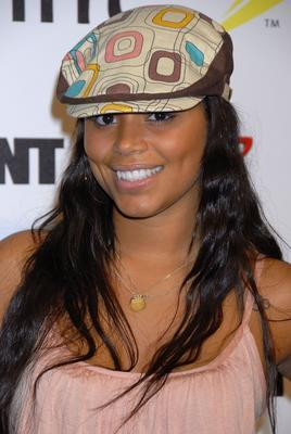 Lauren London kertas dinding probably with a portrait entitled Normal London