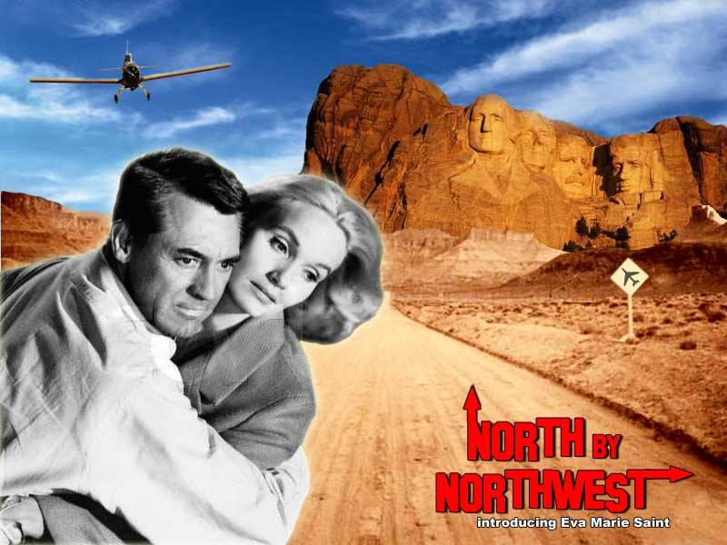 an analysis of alfred hitchcocks movie north by northwest One of alfred hitchcock's most famous films, north by northwest, is a masterful example of creating and holding tensions or suspense when it comes to iconic directors of the studio era of hollywood , one cannot overlook the masterful movies of alfred hitchcock.