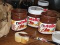 Nutella Jars