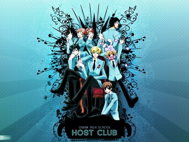 ouran high school host club wallpapers. OHSHC - Ouran High School Host