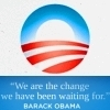 U.S. Democratic Party photo titled Obama Text