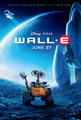 Official Movie Poster - wall-e photo
