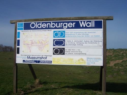 Oldenburger دیوار